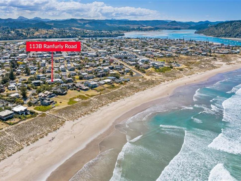 113B Ranfurly Road, Whangamata